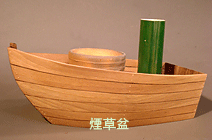tabakobon as a boat